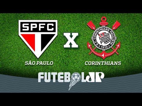 Futebol Ao Vivo: SÃO PAULO X CORINTHIANS - 21/07/2018