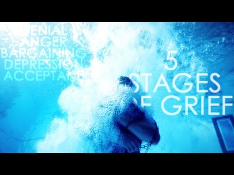 Multifandom | 5 Stages of Grief