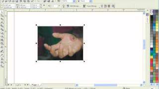 How to Learn Tool Crop, Knife and Erase using CorelDRAW