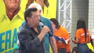 Convenção do PSDB e Pros Pronunciamento Luis Aldir