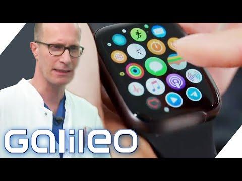 Digitale Gesundheit: Diese Wearables Sind Wirklich Sinnvoll! | Galileo | ProSieben