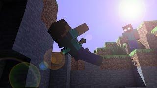 herobrine killed me short horror story   minecraft pe 0 11 1