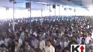 Mamata Banerjee at Jhargram Public meeting