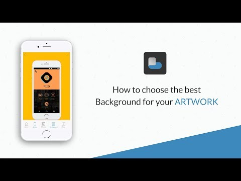 How to choose the best Background for your DEVICE ARTWORK? | AppWrap : Generate Device Art