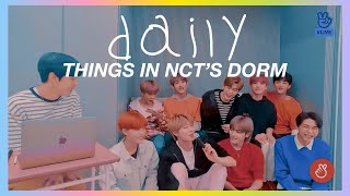 daily nct things