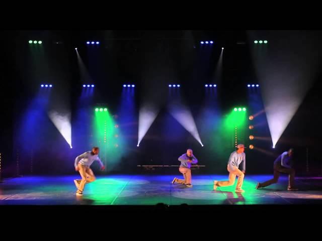 Dancin' Harmony - P3 Crew (Sweet & Street Festival).webm