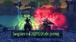 EvonMt2 Savaşcılar Arası Krallık Turnuvası KRAL DEEPTECH