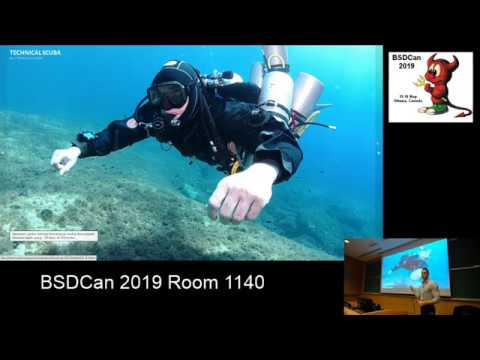 Diving And #OpenBSD Puffy Au Naturel By Kristaps Dzonsons