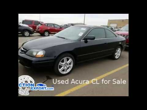 Used Acura CL for Sale in Ghana, Worldwide Car Shipping from USA