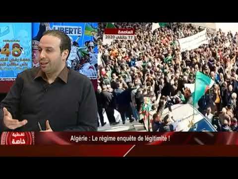 Algérie: Le régime en quête de légitimité
