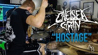 Chelsea Grin - Hostage - Drum Cover By Adam Björk