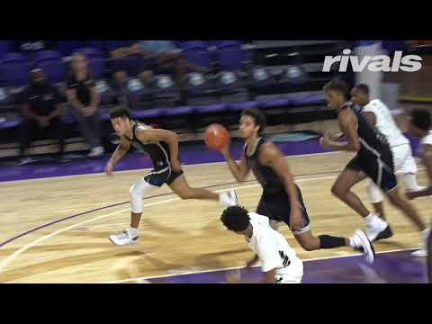 Class of 2019 Five-Star Jeremiah Robinson-Earl Highlights (City of Palms Classic)