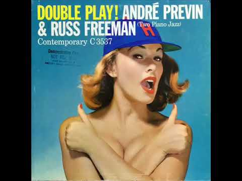 André Previn & Russ Freeman – Double Play! ( Full Album )