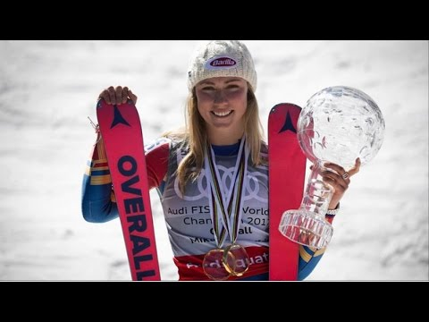A Day in the Life of Mikaela Shiffrin American World Cup Alpine Ski Racer on Mammoth Mountain Mp3