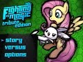MLP: Fighting is Magic - Fluttershy Campaign