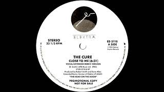 The Cure - Close To Me (Extended Remix Version) 1985