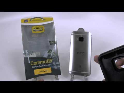 Otterbox Commuter Series Case for HTC ONE M9