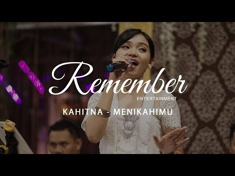 Kahitna - Menikahimu (Performed by Remember Entertainment)