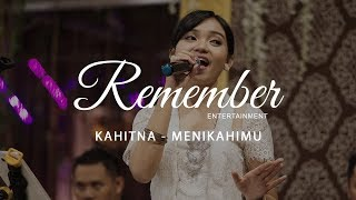 Download Video Kahitna - Menikahimu (Performed by Remember Entertainment) MP3 3GP MP4