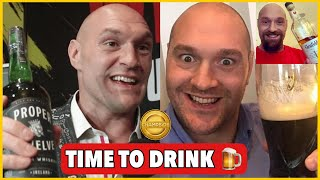 'Frustrated' Tyson Fury Drinking Alcohol Now Due To Deontay Wilder Trilogy Postponed!
