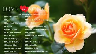 Most Old Beautiful Love Songs 80's 90's 💦 Classic Love Songs 70's 80's 90's 🎈🎈