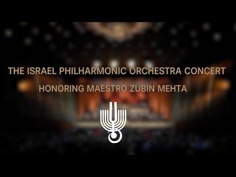 Israel Philharmonic Orchestra Honoring Maestro Zubin Mehta - Trailer