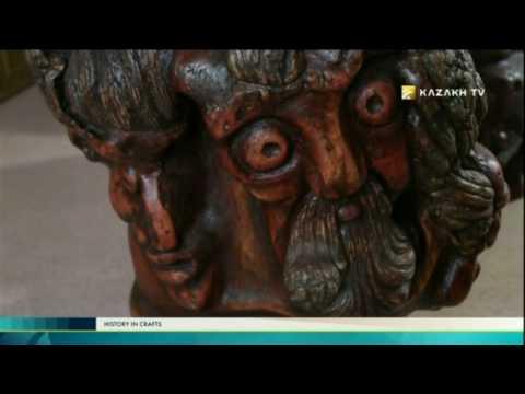 History in Crafts №10 (30.06.2017) – Kazakh TV