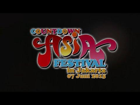 d'Masiv - Countdown Asia Festival 2015 (Live Performance)