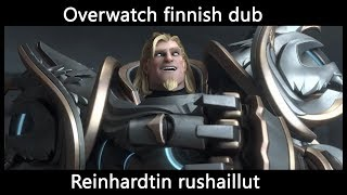 Overwatch Dubbi Honor and Glory