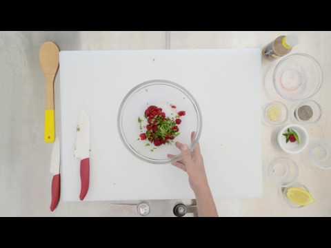 USDA Recipe Raspberry Salsa