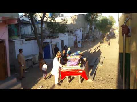 17 Up Millat Express Departure On Karachi Cantt Railway To Jumma Goth Railway 8 December 2016