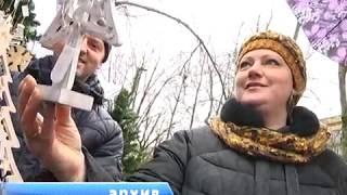 2018-11-16 г. Брест. Рождественские ярмарки в новом формате. Новости на Буг-ТВ. #бугтв