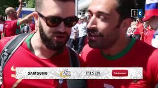 Los portugueses prefieren a los rusos