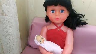 Barbie Hamil Melahirkan Bermain Busa Sabun Video Cerita Dongeng Anak Barbie Cantik Bahasa Indonesia Indonesia Vlip Lv