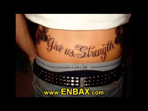 Lettering Tattoos, Letters, Phrases, Words