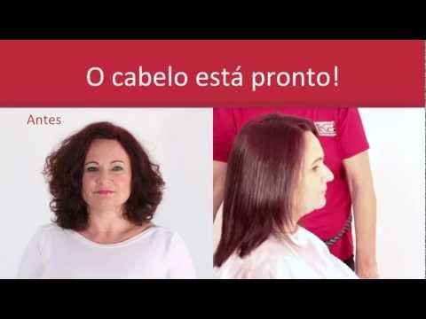 1Ka Hair Professional: How to use - Redhead (Portuguese)