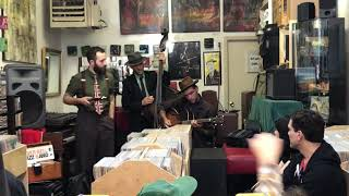 Hesitation Blues - James McClaskey w/Silver Bell Jazz Band