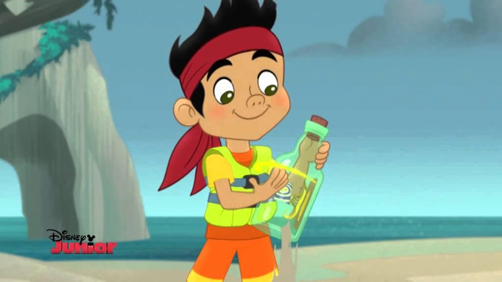 Jake e i pirati dell isola che non c è il vecchio forziere