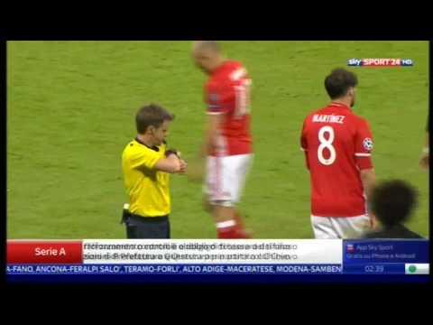 Bayern Monaco-Real Madrid 1-2 highlights sky