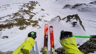GoPro Line of the Winter: Sam Smoothy - Andorra 3.30.15 - Snow thumbnail