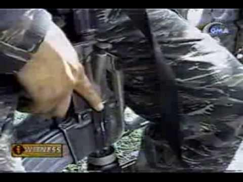 Ang Buhay ng Navy SEAL Trainee isinadula sa IWETNESS