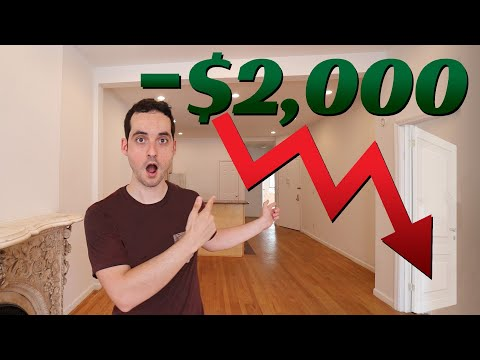Are NYC Apartments Finally AFFORDABLE? 😱 Manhattan Rentals With Massive Price Drops! W/@Cash Jordan