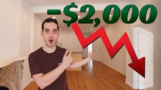 Are NYC Apartments Finally AFFORDABLE? ? Manhattan Rentals with Massive Price Drops! w/@Cash Jordan