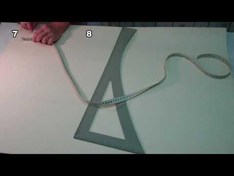 DIY Zuschnitt selber anfertigen für Bolero - Shrug - Lilo Siegel