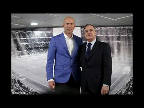 Zinedine Zidane marks 50 games in charge of Real Madrid by bidding to make it 34 matches unbeaten