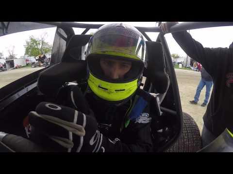 Cody Bova - Fremont Speedway 4.22.17