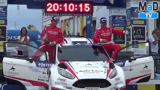 Luis Monzón - Rally Islas Canarias 2017