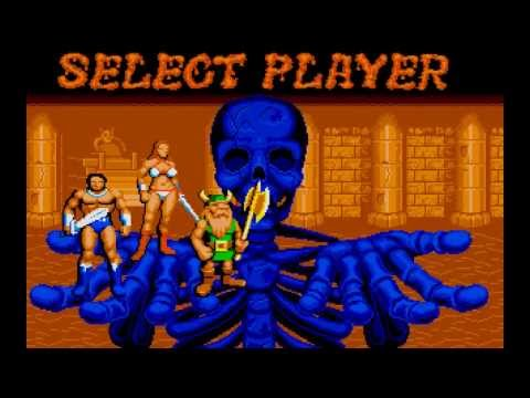 Golden Axe (Atari ST)