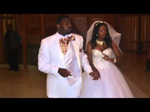 Quenletta and Terrell Cobb's Wedding Story