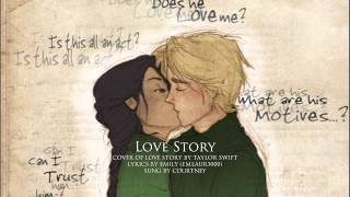 Love Story (Cover) - The Hunger Games